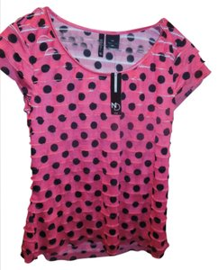 New Directions Top pink