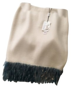 Marc Jacobs Skirt Beige and blue