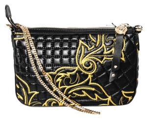 1b0b68f3ca Versace Vanitas Borsa Crossbody Evening Embroidered Baroque Medusa Head  Tone Quilted Soft Nappa Leather Leather Quilted