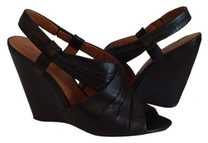Elizabeth and James Blac Wedges