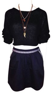 verty Skirt Navy