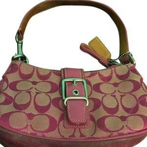 Coach Hand Hobo Bag