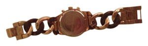 Michael Kors Gold and turtle link watch