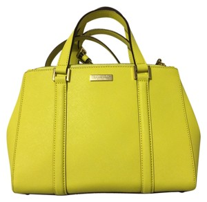 Kate Spade Tote in Lite Bright Green