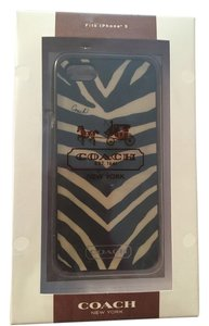 Coach Coach cell phone case for iPhone 5