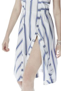 Rebecca Minkoff short dress Thigh Slit Summer Chevron on Tradesy