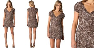 Parker Sequin Glam Party Dress