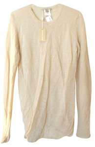Michael Kors Alpaca Silk Mk Long Sleeve Tunic Sweater
