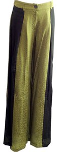 10 Crosby Derek Lam Wide Leg Pants green