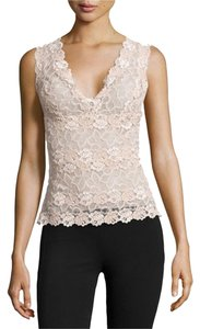 Natori Never Worn Top New nude lace