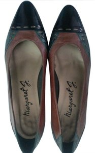 margaret j. Vintage multi- color Pumps