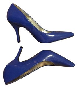 Kelly & Katie Blue Pumps
