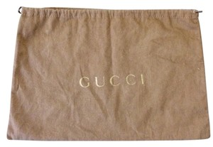 Gucci Bronze Travel Bag
