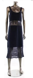 Navy Maxi Dress by Michael Kors