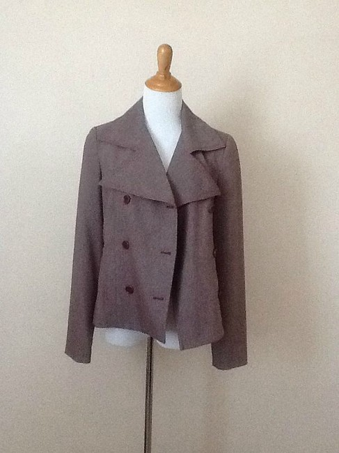 To the Max Mauve Jacket