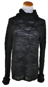 Chanel Loose Fit Long Sleeve Sweater