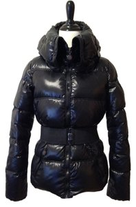Moncler Down Jacket Shiny Coat