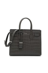 Saint Laurent Tote in Coal