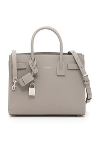 Saint Laurent Tote in Light Grey