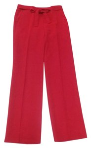 Banana Republic Dress J.crew Trouser Pants Lipstick Red