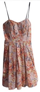 American Rag short dress Multi Floral on Tradesy