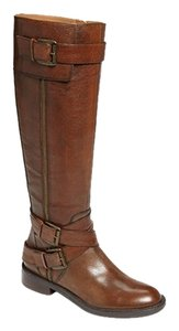 Enzo Angiolini Tall Riding Brown Boots
