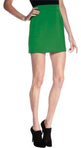Naven Mini Skirt Green