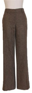 Theory Trousers Dress Pant Wool Trouser Pants MULTI