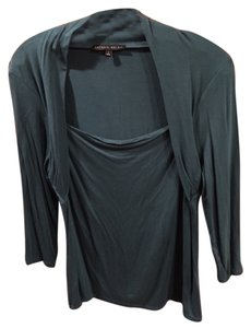 Antonio Melani Shirt Top Green