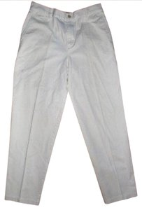 Lauren Ralph Lauren P636 Size 6 Straight Pants WHITE