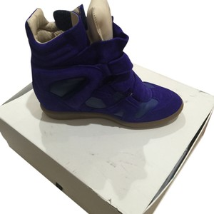 Isabel Marant royal blue Athletic