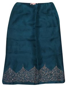 Matthew Williamson Skirt Green