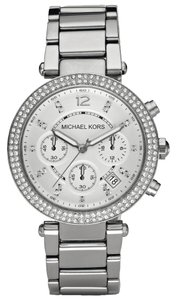 Michael Kors Michael Kors Women's Chronograph Parker Stainless Steel Bracelet Watch 39mm MK5353