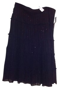Star City Skirt Black