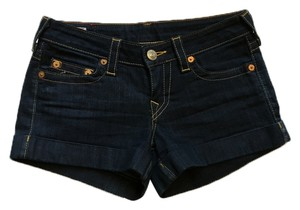 True Religion Jeans Low Rise Shorts Denim