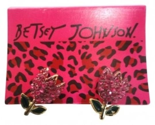 Preload https://item5.tradesy.com/images/betsey-johnson-pink-rose-tulip-earrings-101079-0-0.jpg?width=440&height=440