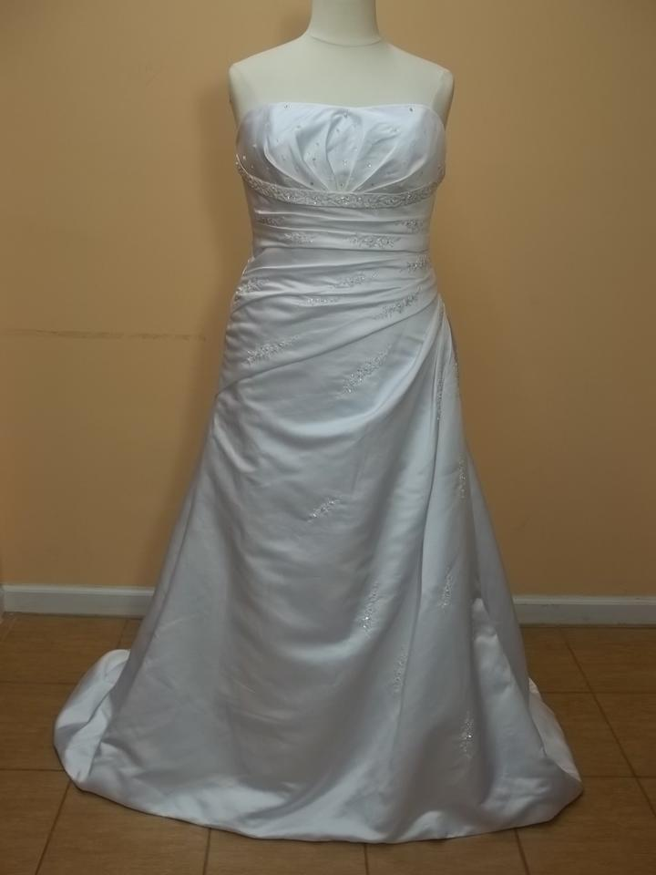 Mori lee 3037 wedding dress on sale 23 off wedding for Mori lee wedding dress sale