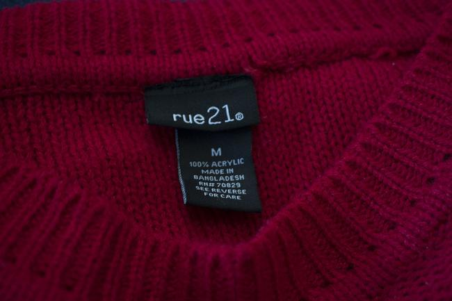 Rue 21 Crop Sweater