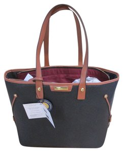Adrienne Vittadini Work Tablet New Tote in Black