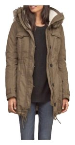 New With Tags Abercrombie SOLD OUT Military Parka Military Jacket