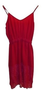 Hot pink Maxi Dress by Twelfth St. by Cynthia Vincent
