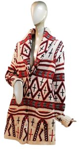 Ralph Lauren Indian Blanket Indian Cross Cardigan