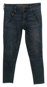 American Eagle Outfitters Moyo Style Jeggings-Medium Wash