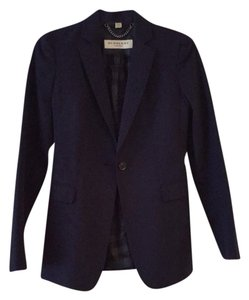 Burberry London Navy Blazer