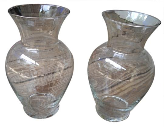 Preload https://item1.tradesy.com/images/clear-vases-1011095-0-0.jpg?width=440&height=440