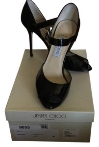 Jimmy Choo Black Patent Formal