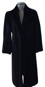 Full Length Ranch Mink Coat Fur Coat