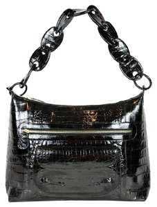 Nancy Gonzalez Alligator Handbag Designer Handbag Shoulder Bag