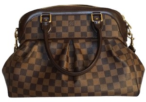 Louis Vuitton Satchel in Chocolate brown