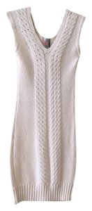 Marciano short dress White on Tradesy